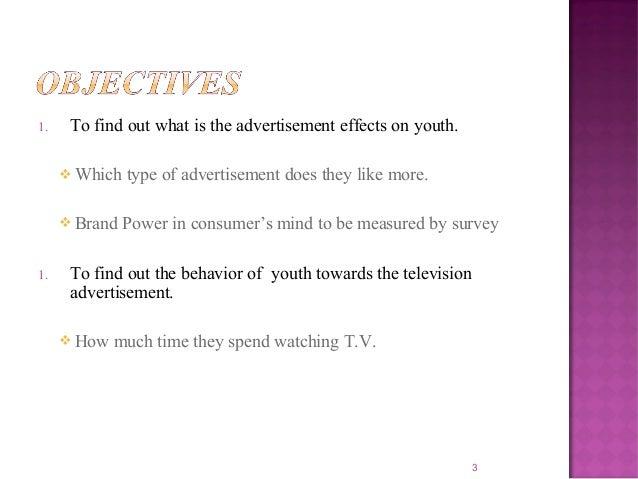 Literature review effects advertisement consumer behavior