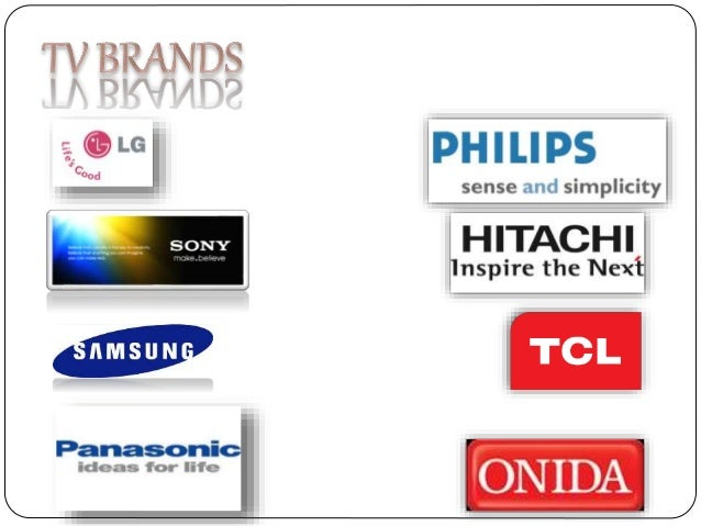 pics for gt tv brand logos and names