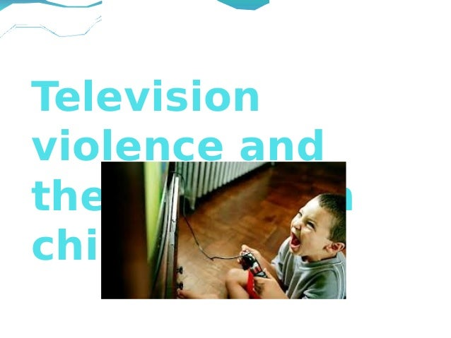 the harmful effects of television violence on children Also see: new evidence suggests media violence effects may be minimal  the  study queried children and their peers as well as teachers on aggressive  behaviors and  the good, the bad, and the ugly of electronic media.