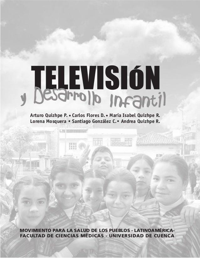 Television y desarrollo infantil
