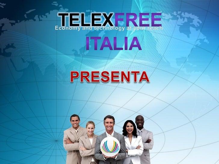 James Merrill ha fondato TelexFREE Inc. nel 2002    All'inizio del 2012 la TELEXFREE ha aperto una seconda sede in        ...
