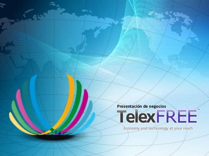 Telexfree spanish