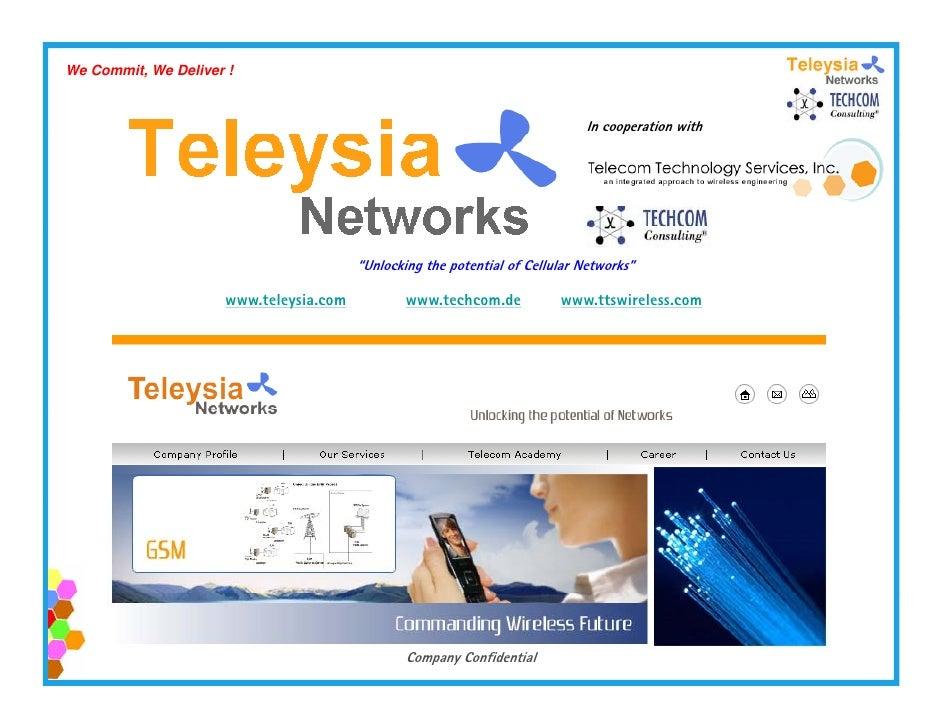 Teleysia telecom academy gsm gprs edge certification