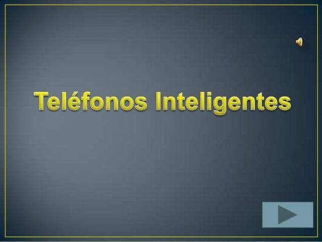 • Dispositivo inalámbrico electrónico que permite tener  acceso a la red de telefonía celular o móvil.