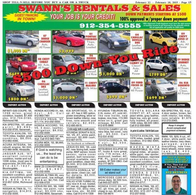 Car Sales Sies
