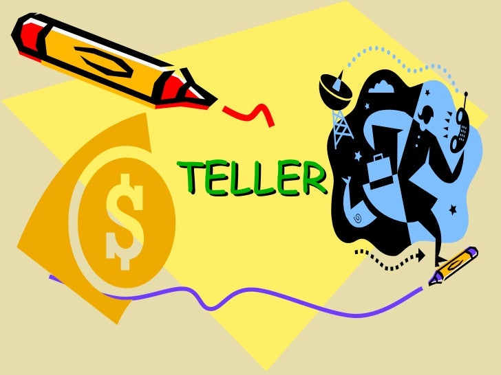 Teller presentation