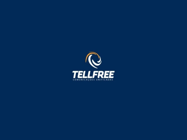 TellFree – comunicações unificadas
