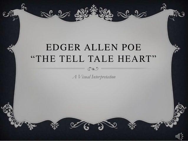 Tell tale heart powerpoint