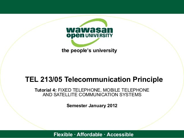Advanced Satellite Communications Systems Technical Training Course S ...