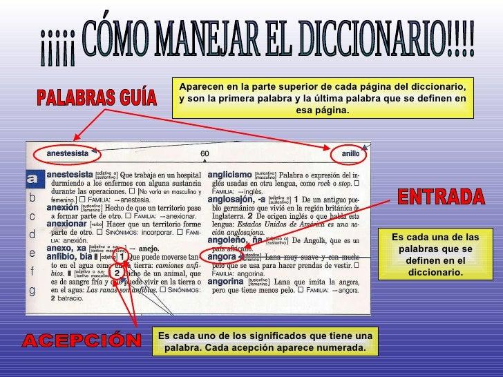 http://es.slideshare.net/daviddelvalleantolin/tema-01-el-diccionario