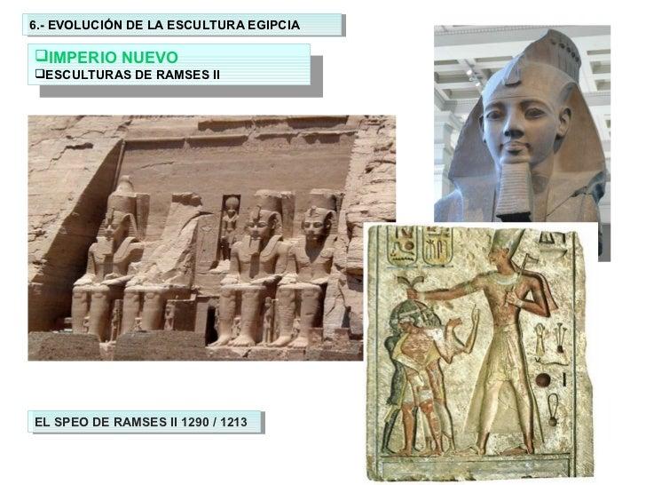 Escultura Egipcia de la Escultura Egipcia 6