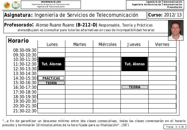 UNIVERSIDAD DE JAÉN                                                          Ingeniería de Telecomunicación               ...