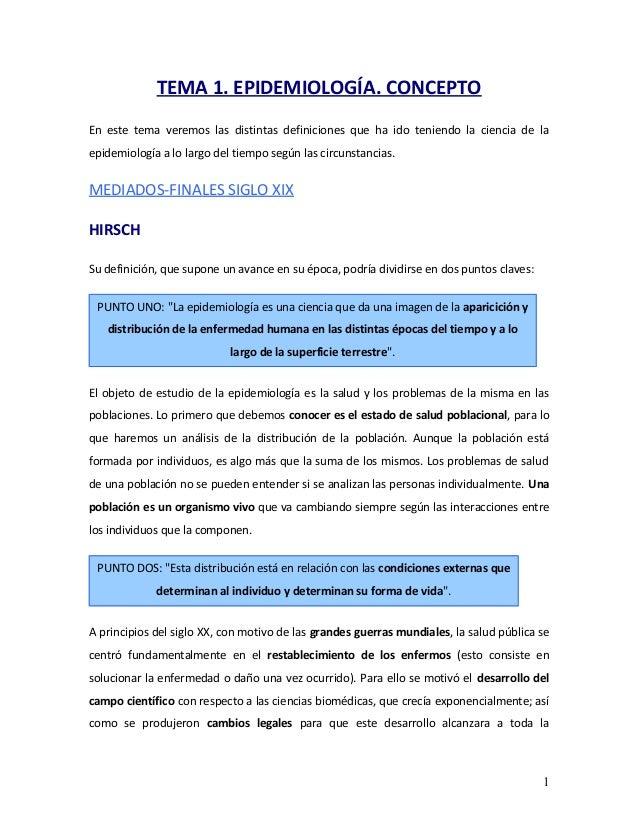 CONCEPTO DE EPIDEMIOLOGÍA. Epidemiología. LolaFFB