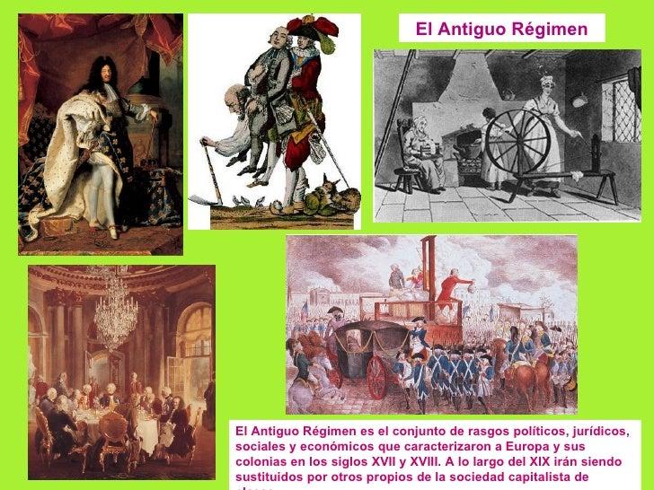 Tema 1. el antiguo régimen.