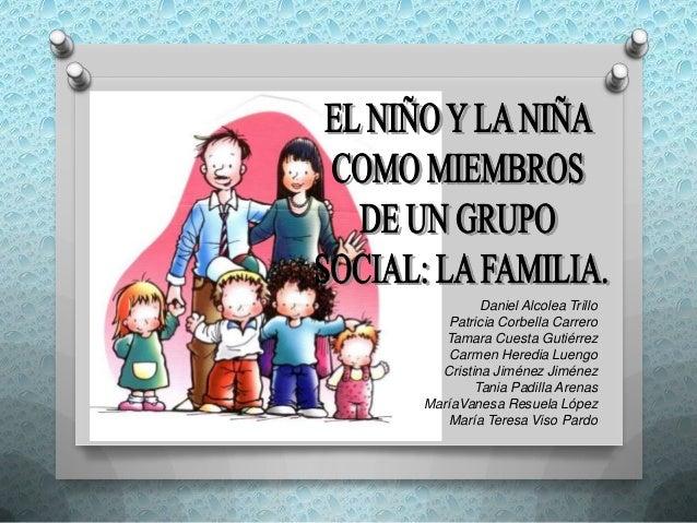 Daniel Alcolea Trillo   Patricia Corbella Carrero   Tamara Cuesta Gutiérrez    Carmen Heredia Luengo  Cristina Jiménez Jim...
