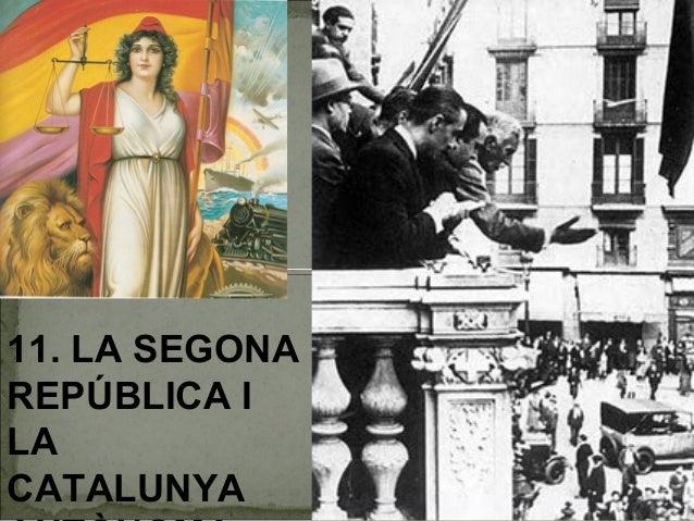 Tema 10 La Segona República
