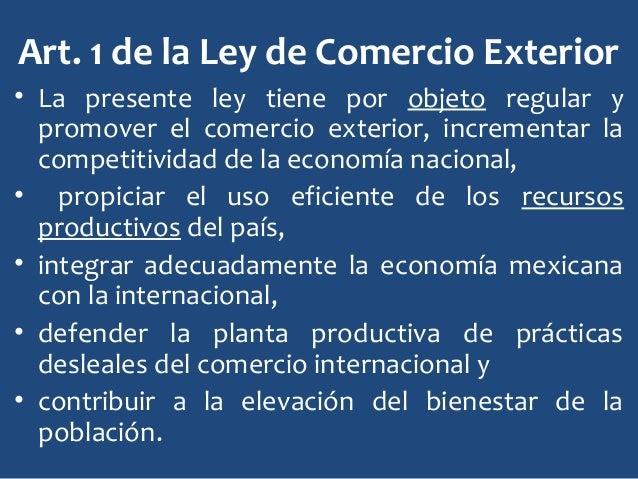Tema 1 cap tulo i introducci n al comercio internacional for Comercio exterior que es