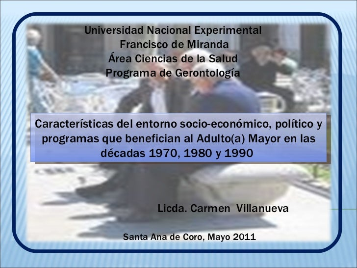Realidad socio economica