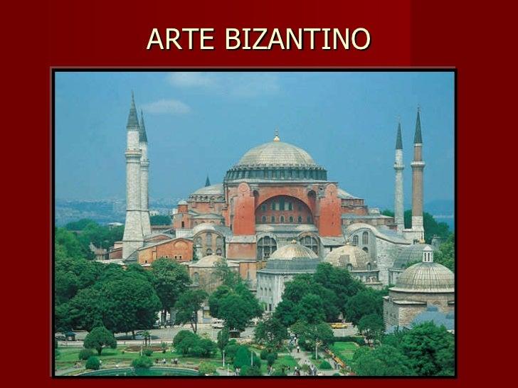 Tema 2. Arte bizantino