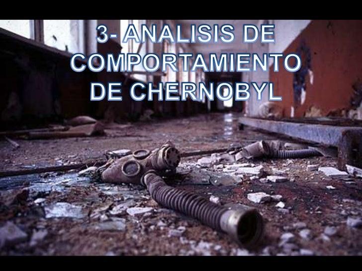 ANTECEDENTESEl 26 de abril de 1986 en laplanta        nuclear         deChernobyl, Ucrania; durante unaprueba que simulaba...