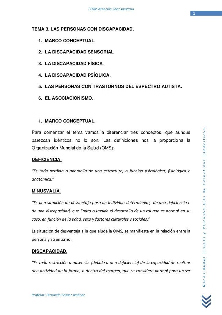 CFGM Atención Sociosanitaria                                                                                          1TEM...