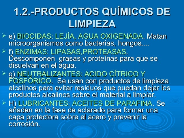 Limpieza y desinfecci n - Lejia para los hongos ...