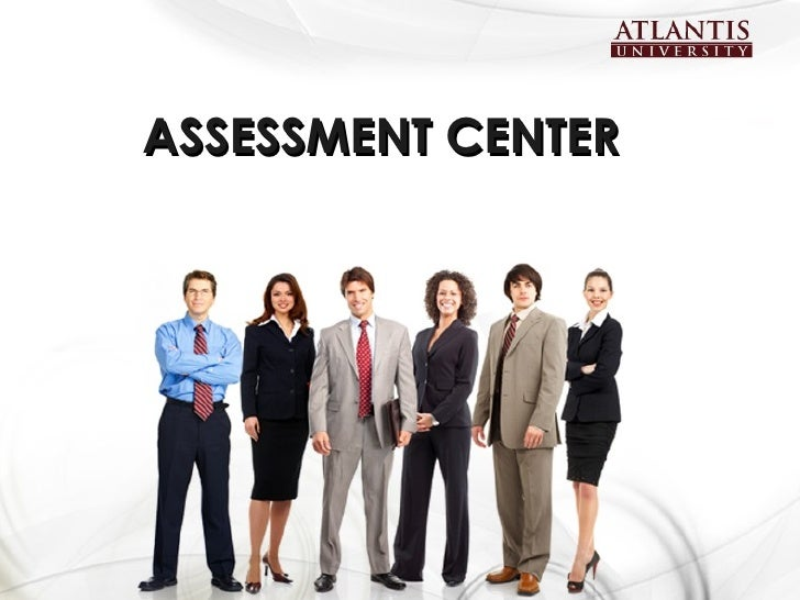 Tema4 assessment center