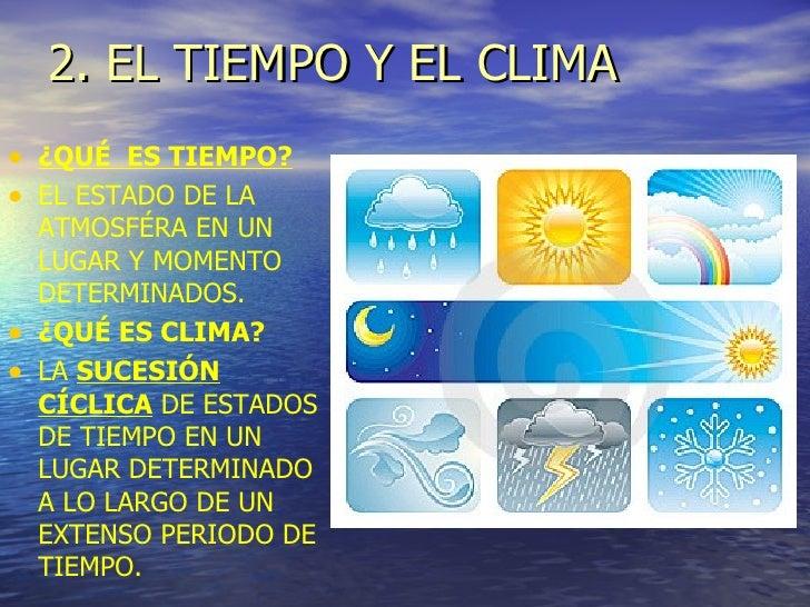 Tema 4 el tiempo y el clima - Tiempo en paracuellos del jarama ...