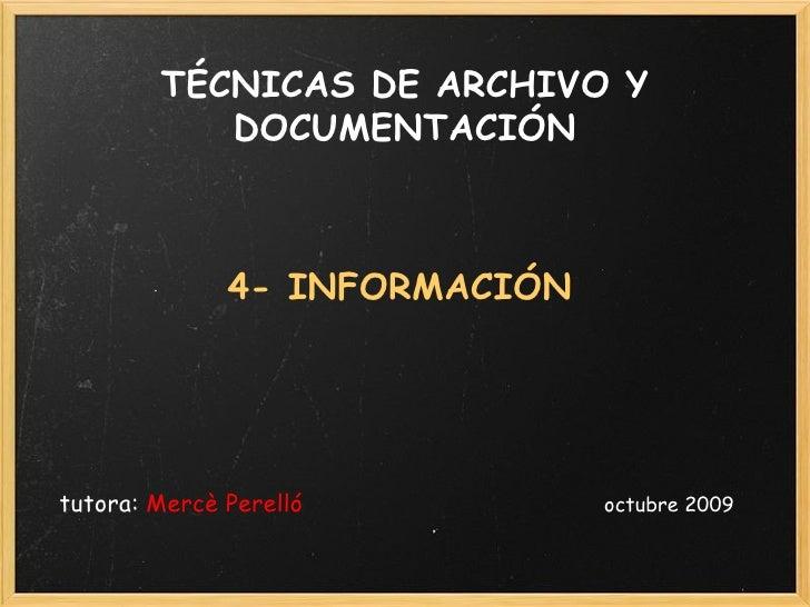 Tema 4-TAD-Información