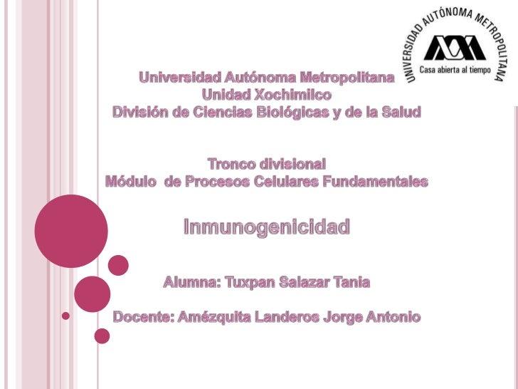 Antígenos aquellas sustancias capaces de inducir una repuesta inmune                              específica.Los antígenos...