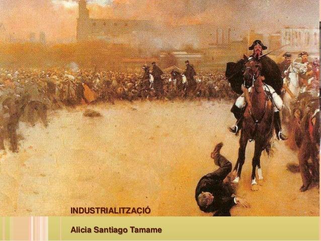 POLIS 4     Ciències socials, història        INDUSTRIALITZACIÓ     Quart curs       Alicia Santiago Tamame