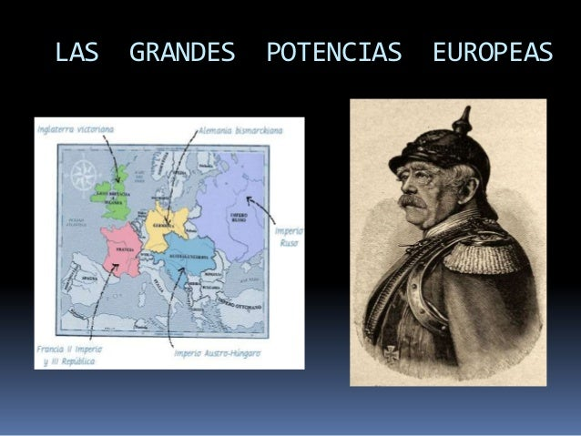 Tema 5.Las  grandes  potencias  europeas