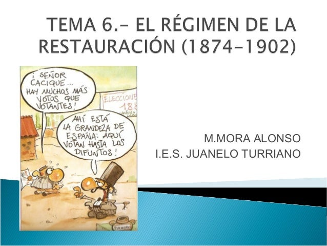 M.MORA ALONSO I.E.S. JUANELO TURRIANO