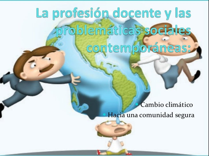 Tema 6 cambio climático y comunidad segura