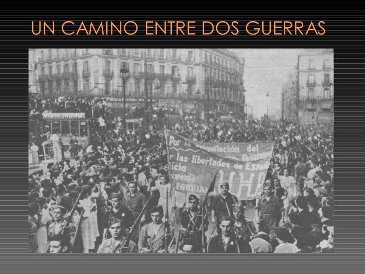 Tema 6 un camino entre dos guerras 1. crisis de las democracias y el sistema comunista de la urss