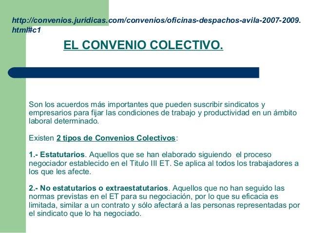 Tema 7 fol participaci n de los trabajadores en la empresa for Convenio colectivo oficinas y despachos zaragoza
