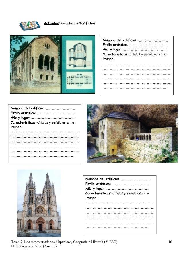 Los Reinos Cristianos Hispanicos 7 Los Reinos Cristianos