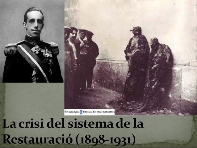 QUÈ ESTUDIAREM?10.1. El reformisme dinàstic10.2. Les forces de l'oposició10.3. Catalanisme i republicanisme10.4. La Mancom...