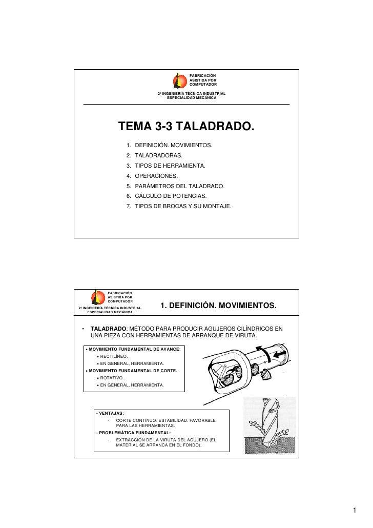 FABRICACIÓN                                                 ASISTIDA POR                                                 C...