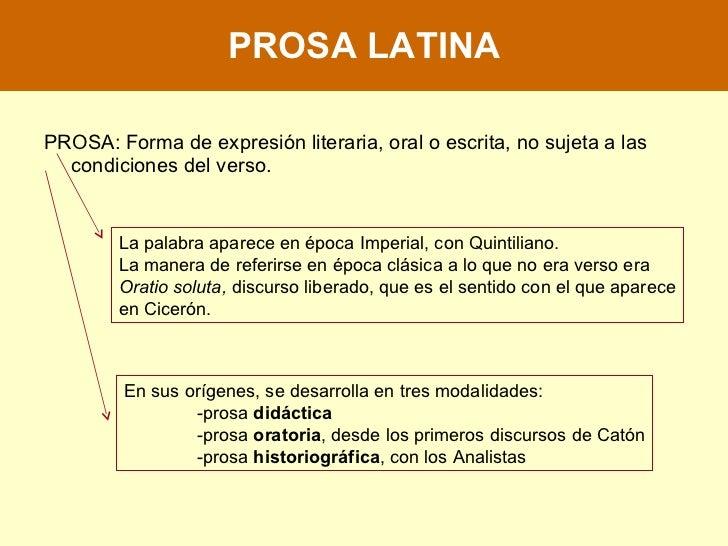epocas de la literatura latina - photo#15