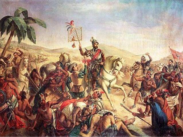 Colonización española de América La-conquista-y-colonizacin-de-amrica-3-638