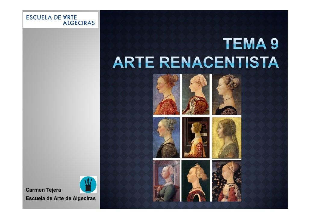 Carmen TejeraEscuela de Arte de Algeciras