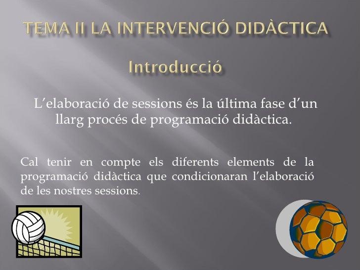 Tema ii.1.1 i ii.1.2 la sessió estructura i relació p a