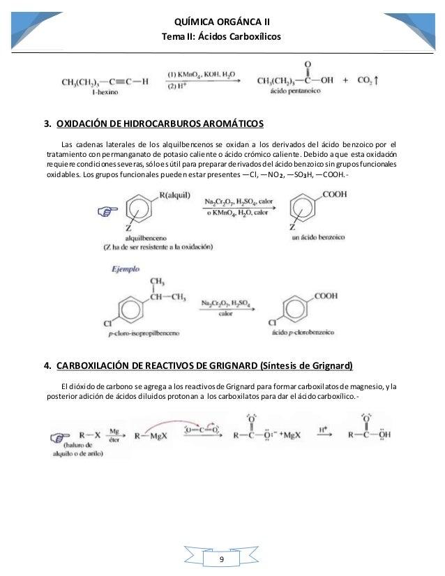 Acidos Carboxilicos ácidos Carboxílicos 9 3