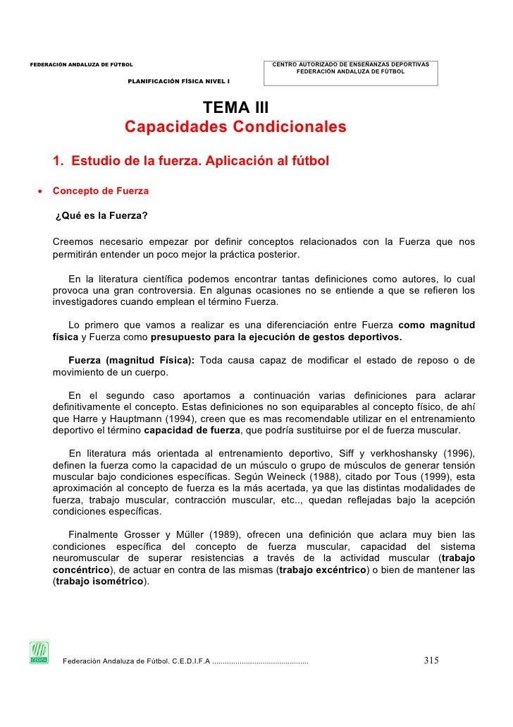 Tema iii.planificacion.fuerza.fed.andaluza.ok