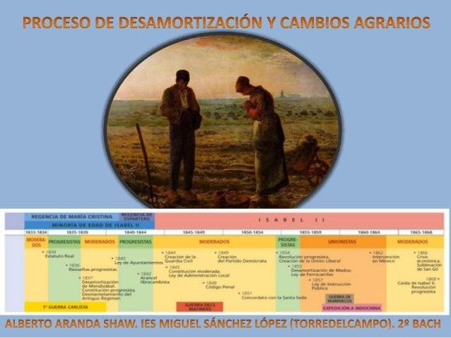 LA AGRICULTURA DEL ANTIGUO RÉGIMEN  LA POBLACIÓN RURAL ERA CERCA DEL 90% EN ESPAÑA  SISTEMA DE PROPIEDAD  SISTEMA DE CULTI...