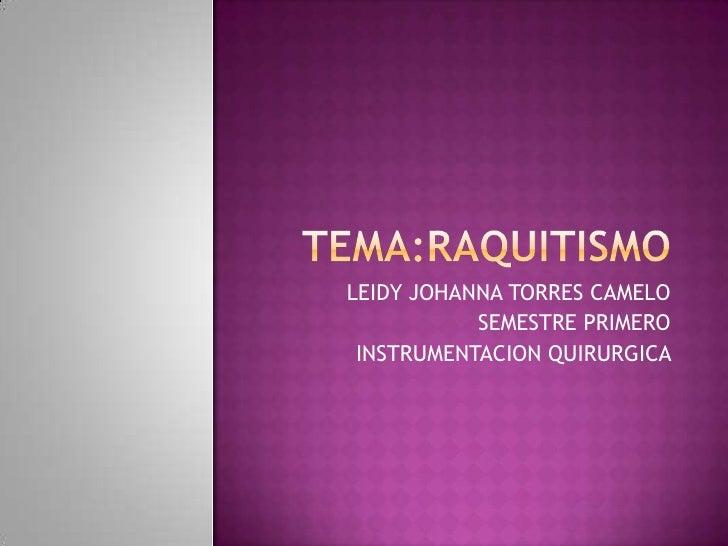 Tema raquitismo informatika[1]