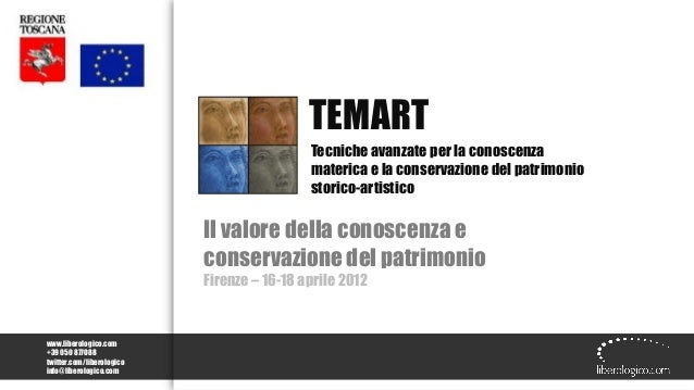 SICaR @ TEMART Project