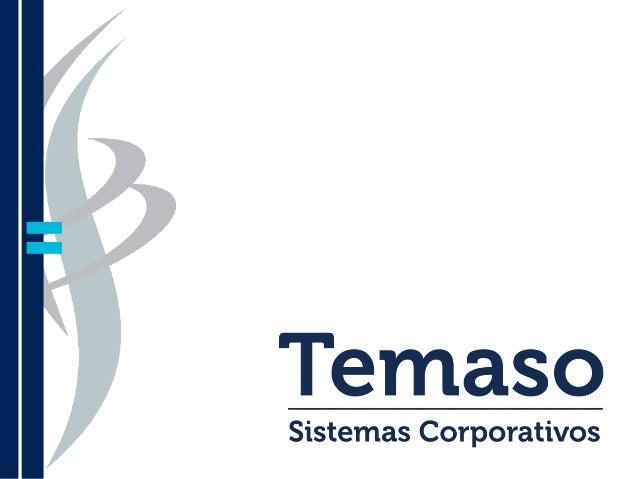 A Temaso Sistemas Corporativos é uma empresa especializada no desenvolvimento e implantação de software de gestão empresar...
