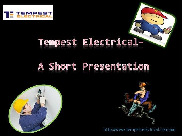 http://www.tempestelectrical.com.au/